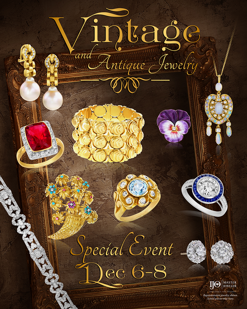 Estate Trunk Show 2018